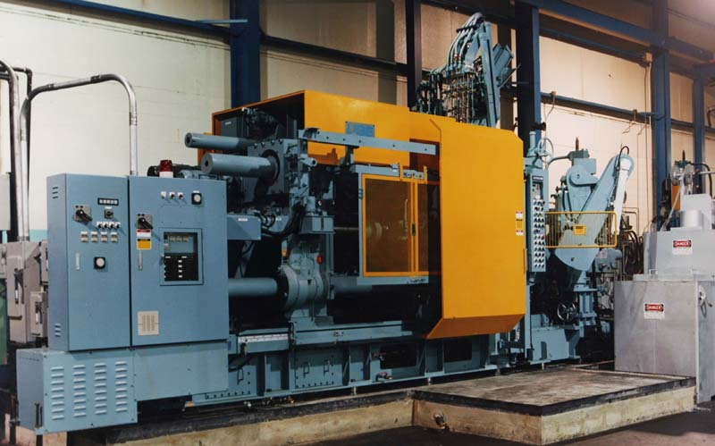 die casting machine cell